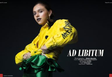 AD LIBITUM FASHION EDITORIAL